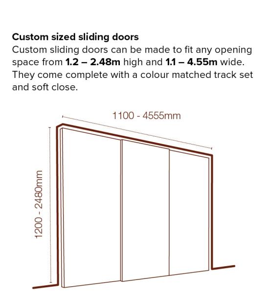 customer sliding doors