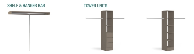 standard tower unit